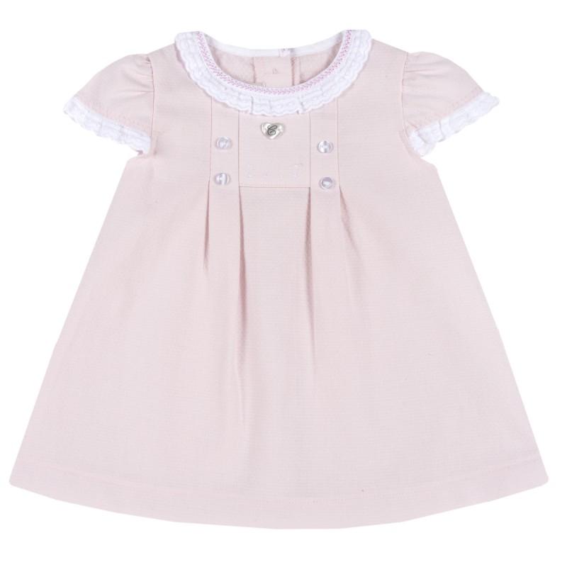Baby piquet dress
