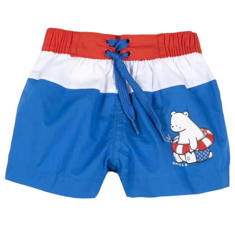 BEAR baby swim trunks
