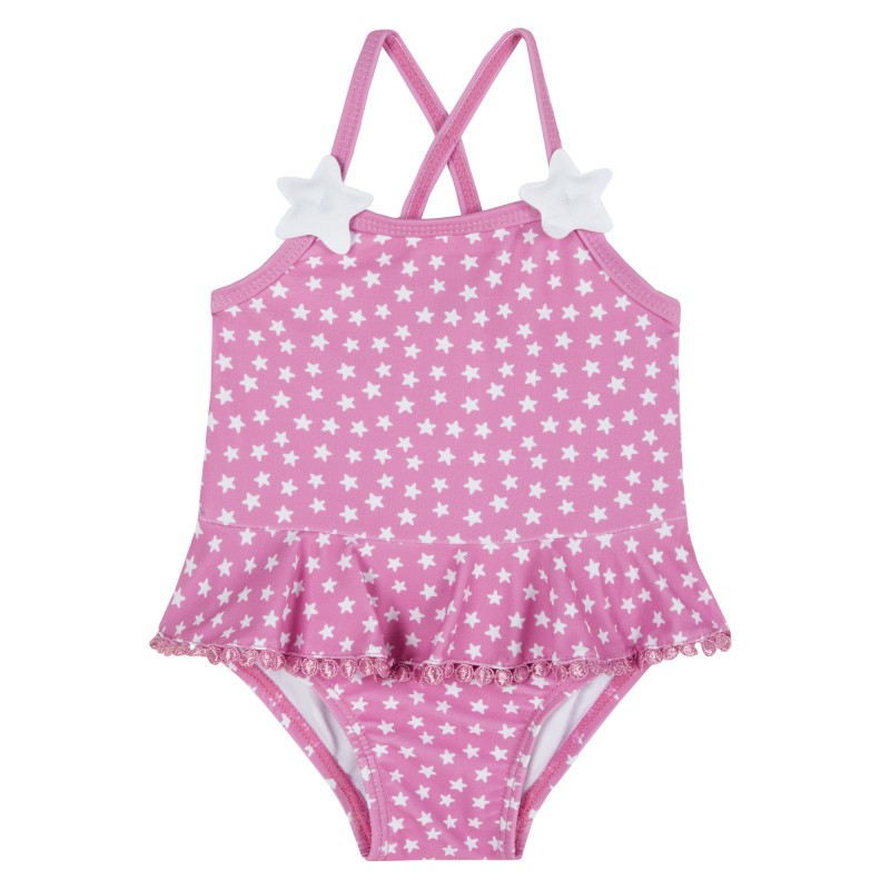 STARS one piece swimsuit for babies