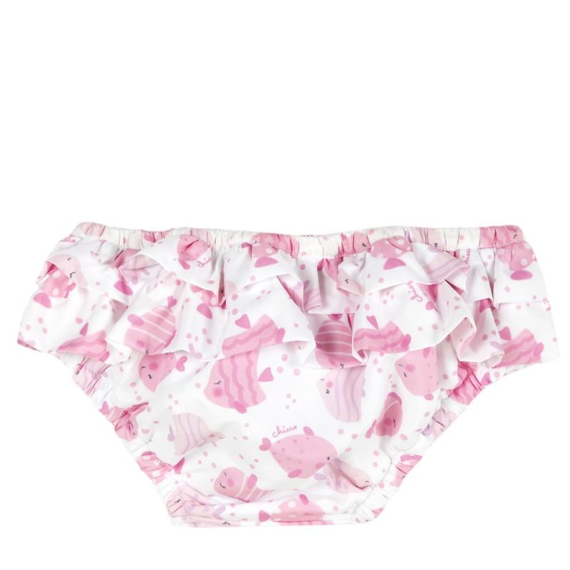 Baby diaper swimsuit