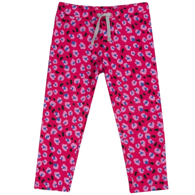 Fuchsia leggings