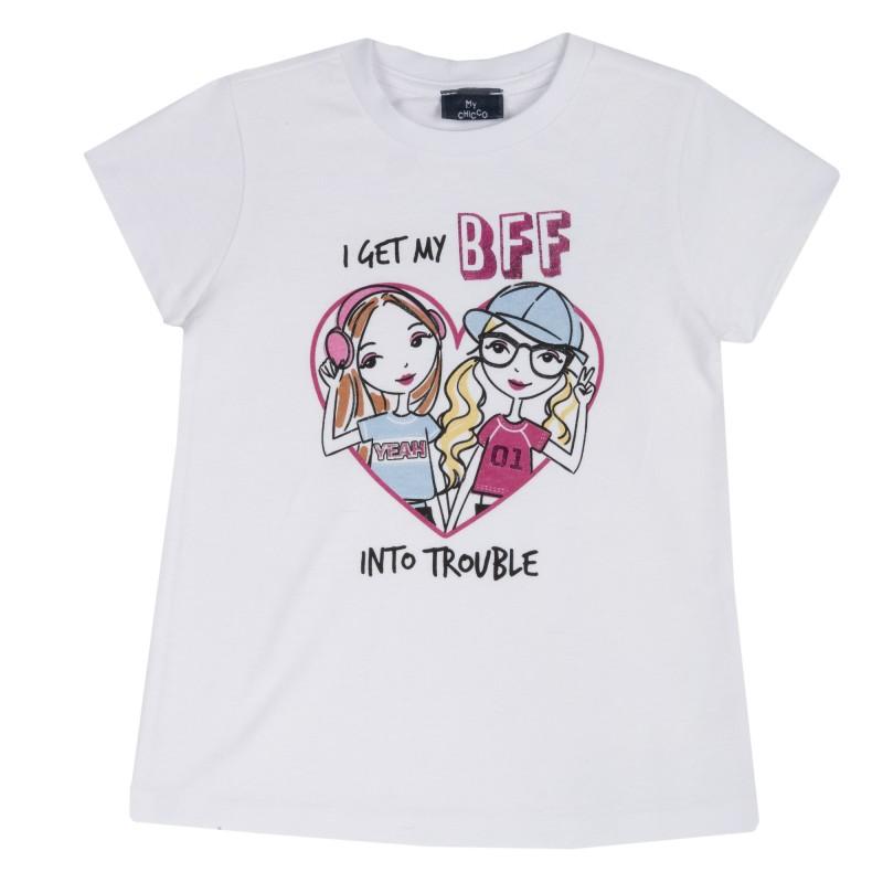 T-shirt BFF