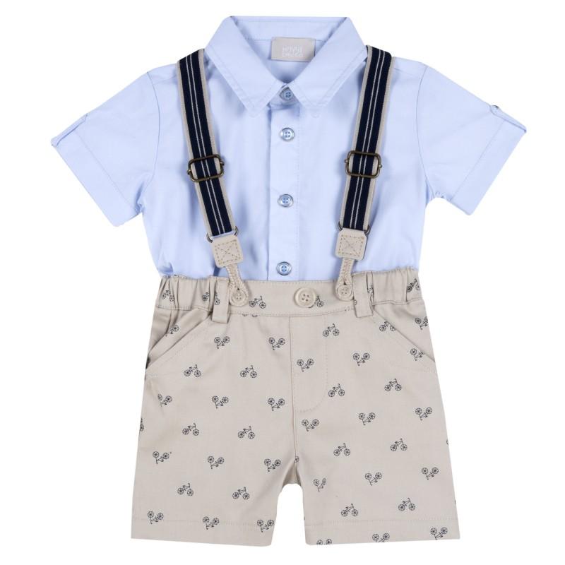 Baby set Shirt & Shorts