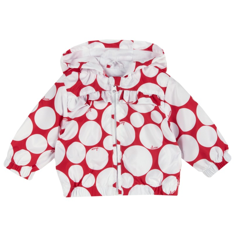Summer jacket White Circles by Chicco