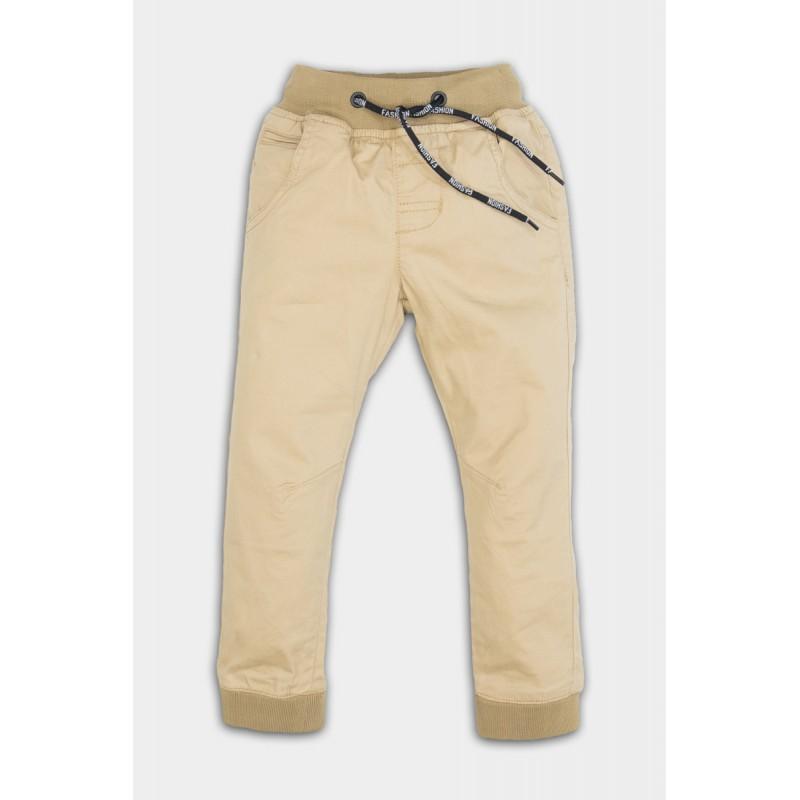 Βeige cargo trousers