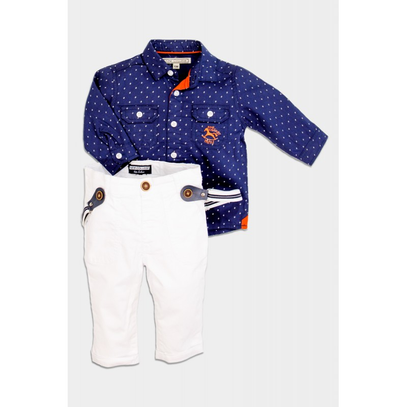 Baby set Shirt and trousers