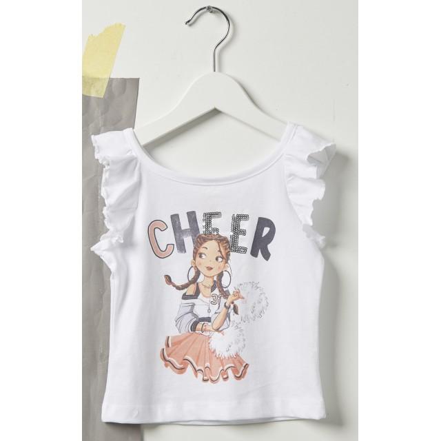 Cheerleader cotton set