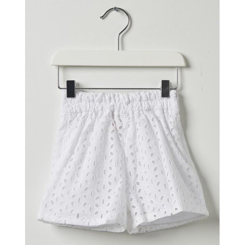 Set / embroidery shorts 1-5
